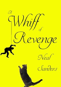 Kindle cover for Whiff of Revenge